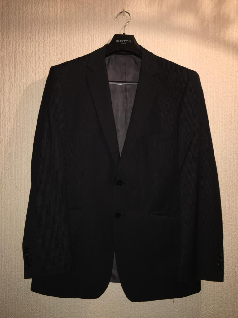 Men's Tailored Burton Suit