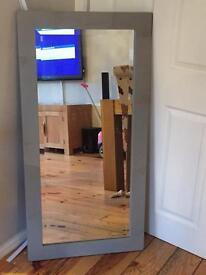 **Oak Mirror**