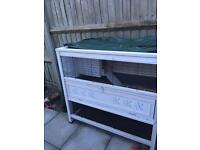 Very large Hamster or Rabbit hutch