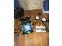 Skylanders Bundle - Game, Characters and Base Unit