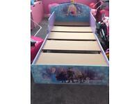 Toddler Bed Frozen