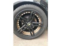 Vw transporter wheels