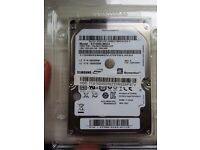 "LIKE NEW 1TB (1000GB) Samsung Momentus Laptop 2.5"" HDD Hard Disk Drive ST1000LM024"