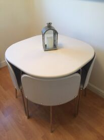 Hygena Table and Chair set