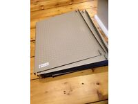 IKEA komplement shoe shelves and clothes rails for 50cm wide Pax wardrobe