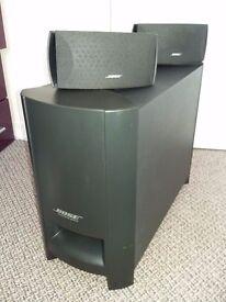 Bose cinemate home theatre speaker sistem