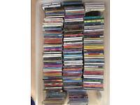 Job lot of CDs/DVDs