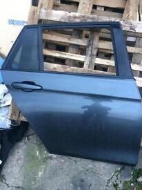 BMW F31 REAR DOOR BREAKING M SPORT DOOROSR