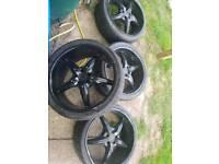 22 inch wheels