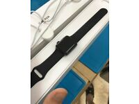 Apple Watch Series 3 black Cellular (SIM) and GPS version Gloucester
