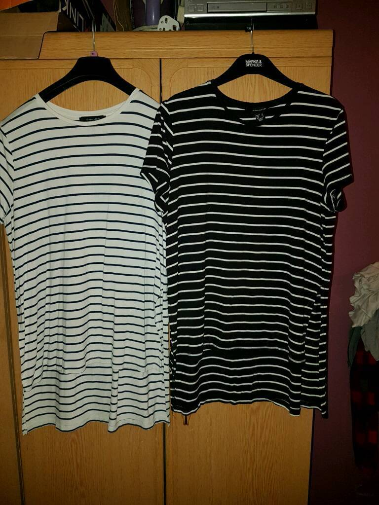 2 tops have been worn still good condition
