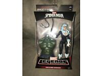Spider-Man marvel legends skyline