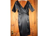 Black Dress size 6 - Holly Willoughby brand