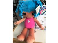 Build a bear - brand new, box, tags, dress and voice function