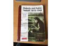 Poverty and Public Health 1815-1948