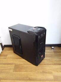 Custom Built Budget Gaming Computer PC (Quad Core 4.2GHz, 8GB RAM, HD Graphics)