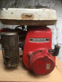HONDA ENGINE WITH COUPLING