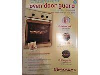 Oven Door Guard