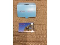 Thomson holidays or First choice Gift card £2,500