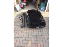 roof box full size new unused fitting kit