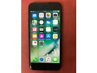 iPhone 7 32GB black. Boxed in mint A+ condition.