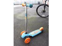 avigo scooter 3 wheel Tri-Scooter