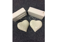 China Heart Humiderfiers With Hanging Hooks New In Original Box