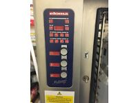 Eloma Multimax B 10-11 Combi Oven Electric- ALMOST NEW!