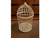 8 Decorative Birdcages