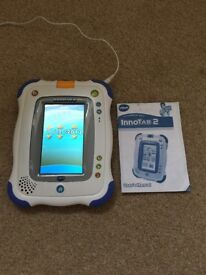 Vtech innotab 2 with charger