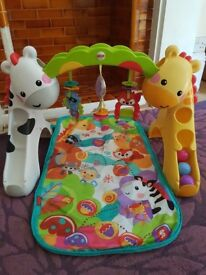 Fisher price baby gym activity toy