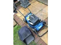 Two petrol mowers. Spares or repair.