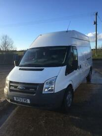 Ford Transit long wheel base hi-top
