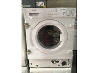 SEIMENS integrated washing machine very nice condition & perfect working order