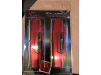 G.SKILL Ripjaws V Series 2400 8 GB (4 GBx2) DDR4 2400 MHz