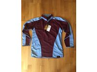 Parmiters rugby shirt brand new