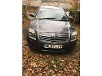 TOYOTA AVENSIS Excellent Running