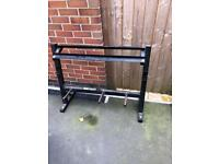ProFitness weight and dumbbell rack