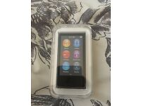 Brand new unopened iPod nano - 16gb - space grey