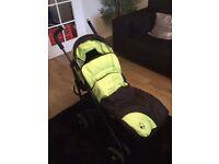 Ladybird Zippa Stroller / Buggy / Pushchair