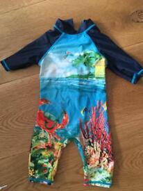 Swimming costumes