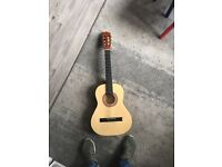 Used Acoustic Guitar