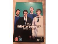 The Imbetweeners series 1 , 2 & 3