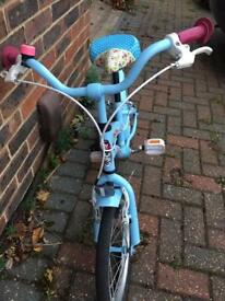 REDUCED! Child's 12 inch bike
