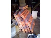 Cushions possibly for campervan Free to collector
