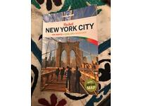 New York City Pocket Lonely Planet Guide
