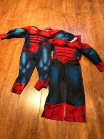 Spider-Man costumes!