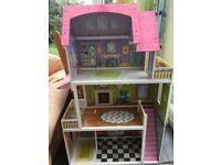 KidKraft Florence Dollhouse - Immaculate condition