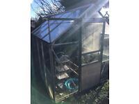 Greenhouse 8'x6' (250x190cm)