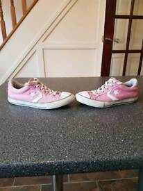 Converse size UK 3 trainers